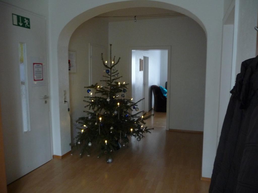 Weihnachten im Frauenhaus
