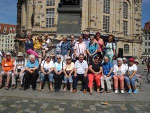 K1600 2017-06-23, Reisegruppe