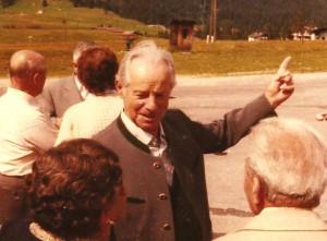Alfred Schneider 1981