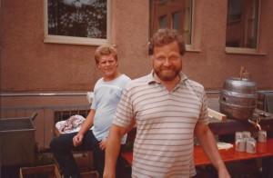 Klaus Guhl, Thomas Graf, AWO-Fest