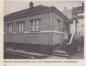 Clemens-Hoegg-Haus Glacisstraße 1984