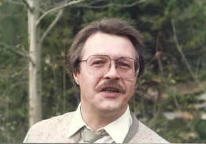 Siegbert Kollmann 1980er Jahre