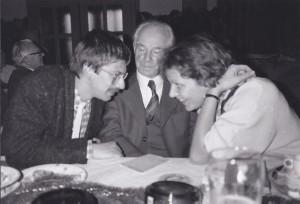 Volker Blätz, Alfred Schneider, Klaudia Martini